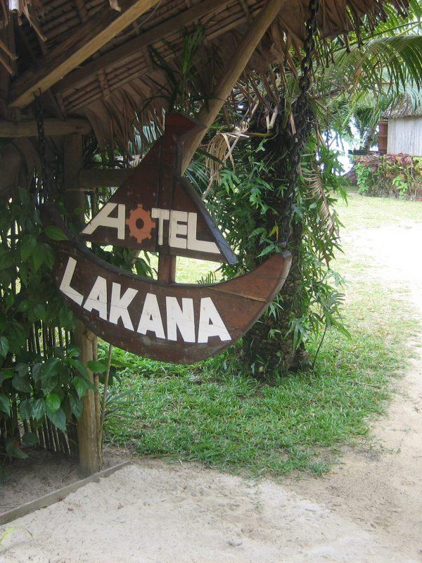 Hotel Lakana Sainte Marie